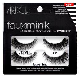 Twin pack Faux Mink 811